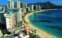 Гавайи, Тихий океан