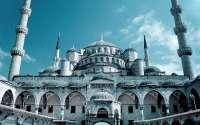 Турция, Стамбул, Мечеть Сулеймание