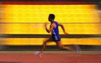 Спортивный бегун
