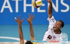 Волейбол Вильям Прайд США