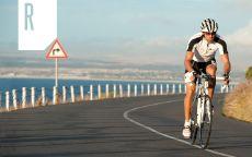 Триатлон велосипедист