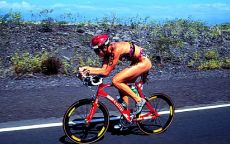 Велосипедист Триатлон