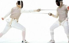 Фехтование изящный вид спорта