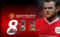8 Rooney