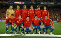 Евро 2012 Сборная Испании по футболу