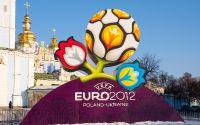 Евро 2012 Логотип в Киеве