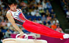Спортивная гимнастика Олимпиада 2012