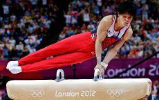 Спортивная гимнастика Япония