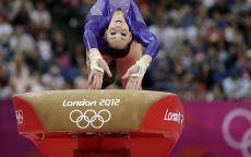 Спортивная гимнастика Опорный прыжок