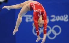 Алисия Мари Сакрамоне американская гимнастка