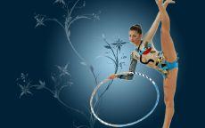 Стела Султанова гимнастка