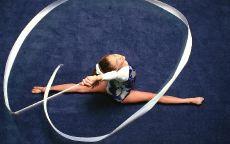 Художественная гимнастика Лента