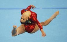 Художественная гимнастика Алисия Сакрамоне