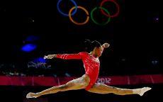 Габриэль Кристина Виктория американская гимнастка