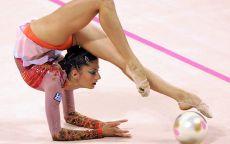 Художественная гимнастика Мяч