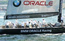 Немецкая яхта Grand Prix