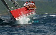 Парусный спорт - яхта