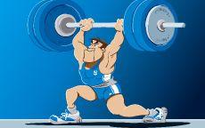 Чемпионат Казахстана по тяжелой атлетике