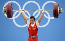 Китаянка Ли Сюеин олимпийская чемпионка