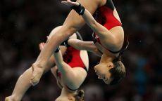Прыжки в воду Олимпиада Пекин