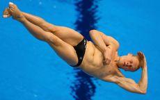 Прыжки в воду Илья Захаров Россия