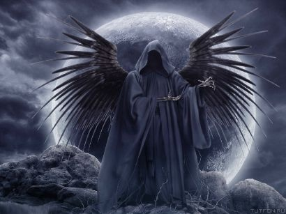 Anime Angel Of Death