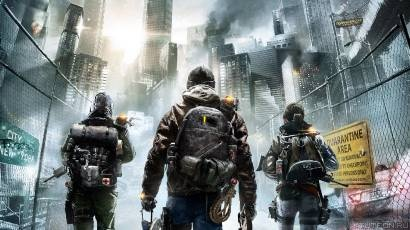 Компьютерная игра Tom Clancy's The Division