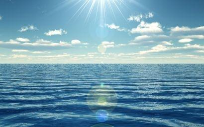 спокойное море картинки