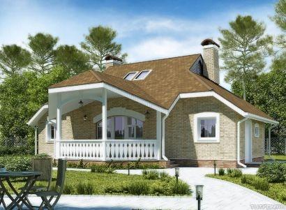 Уютный загородный дом обои фото