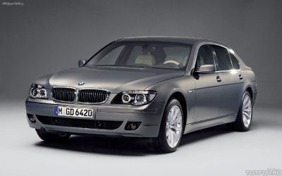 BMW 7-series Exclusive Edition.